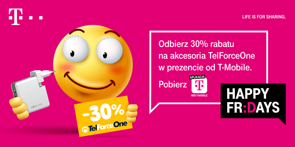 Rabat 30% na akcesoria TelForceOne od T-Mobile.png